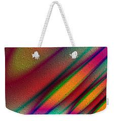 Rosa Y Oro Weekender Tote Bag