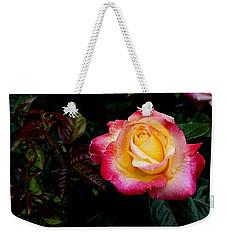 Rose 1 Weekender Tote Bag