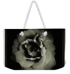 Rose 12 Weekender Tote Bag by John Krakora