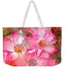 Rose 140 Weekender Tote Bag