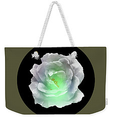 Rose 8-4 Weekender Tote Bag by John Krakora