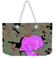 Rose 97 Weekender Tote Bag by Pamela Cooper