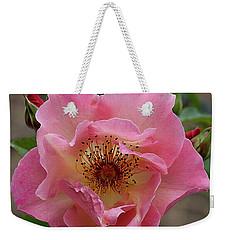 Rose And Buds Weekender Tote Bag