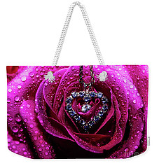 Rose And Hart Weekender Tote Bag