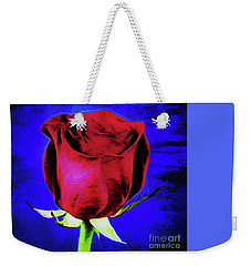 Rose - Beauty And Love  Weekender Tote Bag