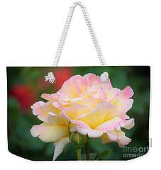 Rose Beauty Weekender Tote Bag