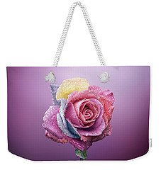 Rose Colorfull Weekender Tote Bag