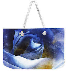 Weekender Tote Bag featuring the photograph Rose - Daydreams - Dreamscape by Janine Riley