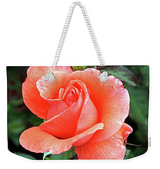 Rose Weekender Tote Bag by Ellen Tully