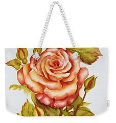 Rose For My Mom Weekender Tote Bag