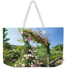 Rose Gate Weekender Tote Bag