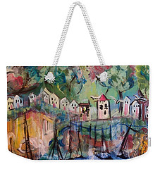 Rose Harbour  Weekender Tote Bag
