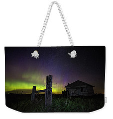 Weekender Tote Bag featuring the photograph Rose Hill by Aaron J Groen