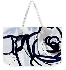 Downturn Weekender Tote Bag