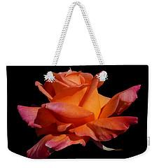 Rose Weekender Tote Bag by Mark Blauhoefer