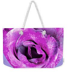 Rose Nepenthe Heart Weekender Tote Bag