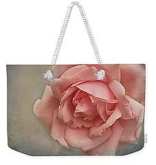 Rose New Dawn Weekender Tote Bag