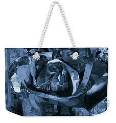 Rose No 1 Weekender Tote Bag by David Bridburg