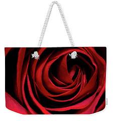 Rose Of Love Weekender Tote Bag
