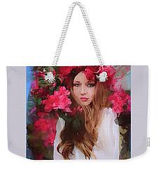 Rose Of Odessa Weekender Tote Bag
