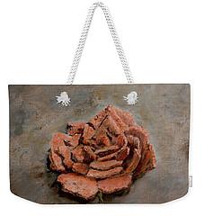 Rose Of Regeneration - Small Weekender Tote Bag