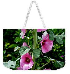 Rose Of Sharon Vine Weekender Tote Bag