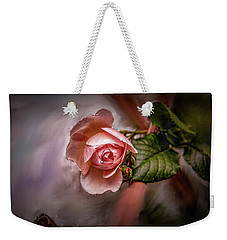 Rose On Paint #g5 Weekender Tote Bag