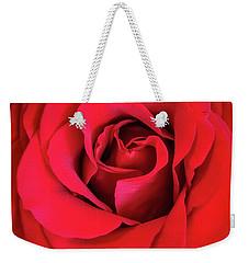 Rose Red 2 Weekender Tote Bag