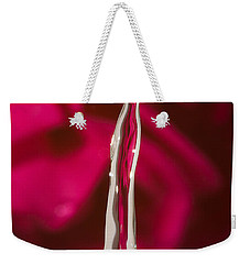 Rose Relection Weekender Tote Bag