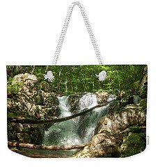 Rose River Falls 2 Weekender Tote Bag