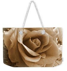 Rose Vignette Weekender Tote Bag