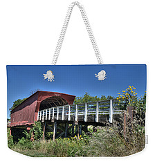 Roseman Bridge No. 5 Weekender Tote Bag