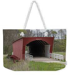 Roseman Covered Bridge - Madison County - Iowa Weekender Tote Bag