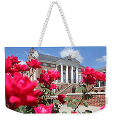 Roses At The Court House 1 Weekender Tote Bag