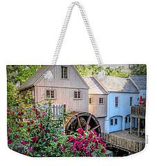 Roses At The Plimoth Grist Mill Weekender Tote Bag