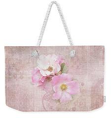 Roses Eternal Weekender Tote Bag
