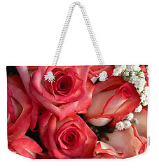 Roses For God Weekender Tote Bag