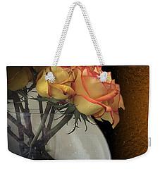 Roses For My Love Weekender Tote Bag
