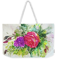Roses For You Weekender Tote Bag