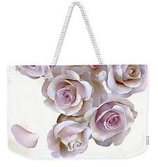 Roses Of Light Weekender Tote Bag