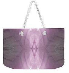 Rosey Light Phantom Weekender Tote Bag