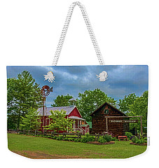 Rosholt Pioneer Park Weekender Tote Bag by Trey Foerster