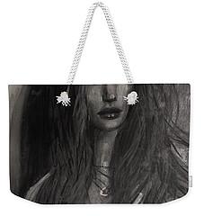 Rosie Huntington-whiteley Weekender Tote Bag