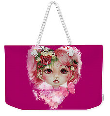Rosie Valentine - Munchkinz Collection  Weekender Tote Bag