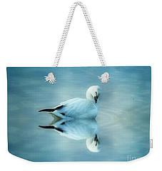 Ross Goose Weekender Tote Bag