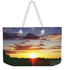 Rossington Sunset 2 Weekender Tote Bag