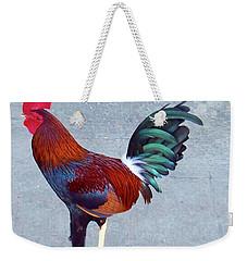 Roster In Costa Rica Weekender Tote Bag