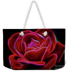 Rosy Dream Weekender Tote Bag
