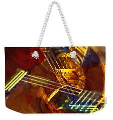 Rotation Brush Weekender Tote Bag