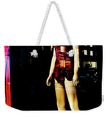 Rotlicht Weekender Tote Bag